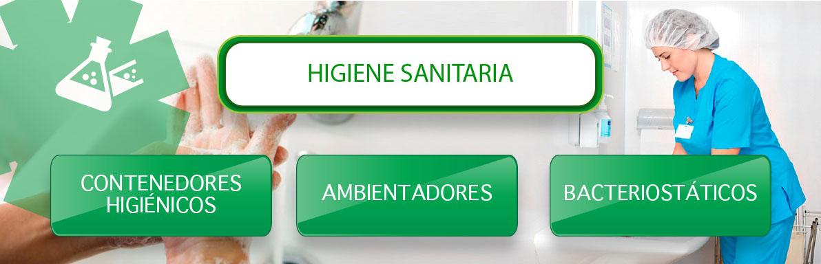 higiene sanitaria